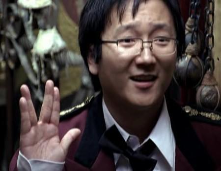 Hiro Nakamura Future a Glimpse of Future-hiro