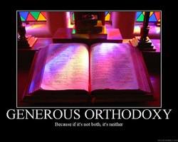 Generousorthodoxy